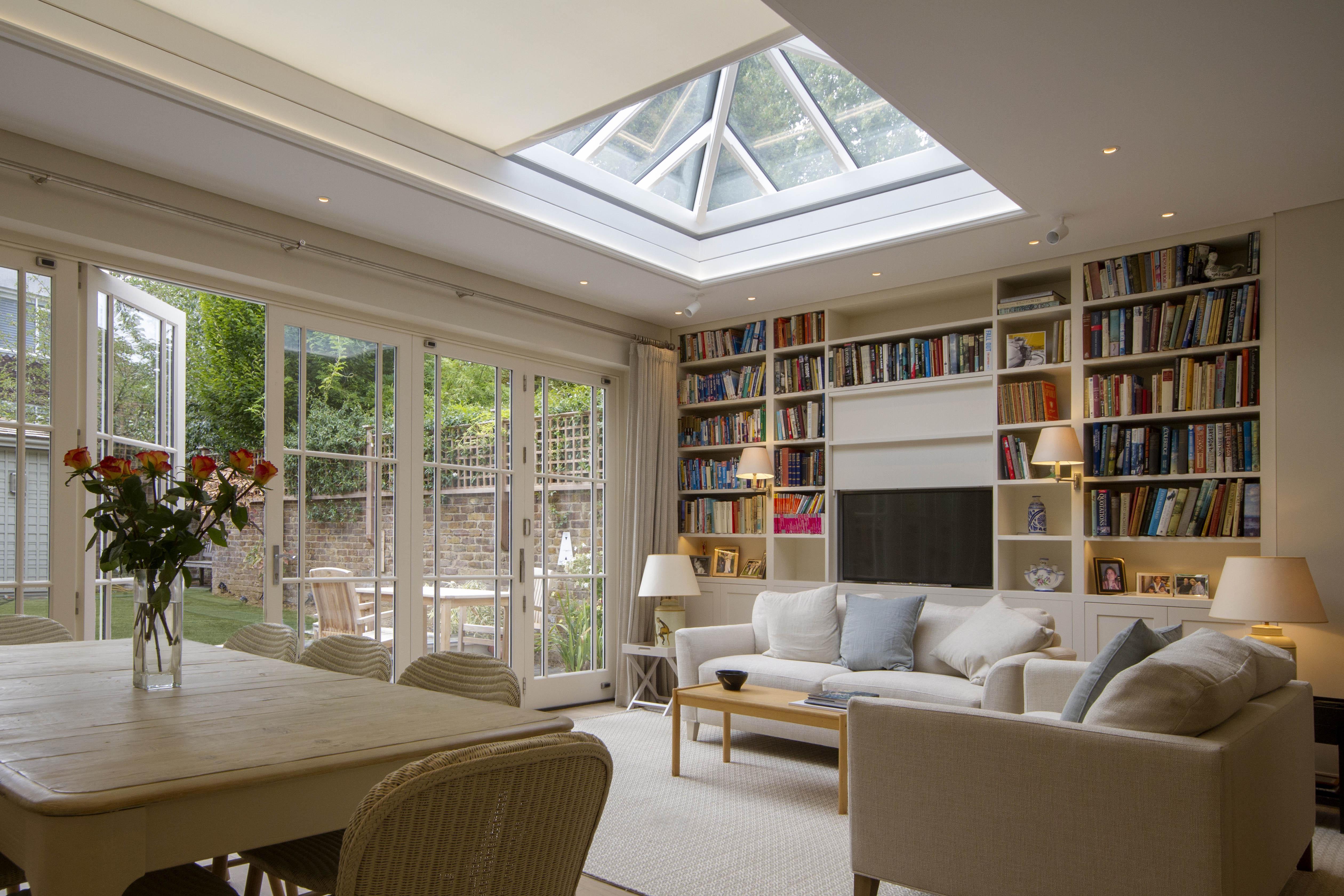 BLINDSPACE Vale Garden Room 1